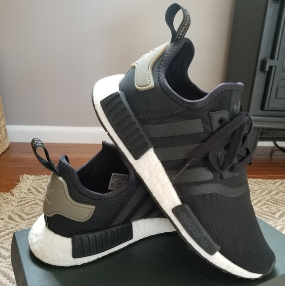 adidas Shoes   Nmd R1 Trace Cargo Mens